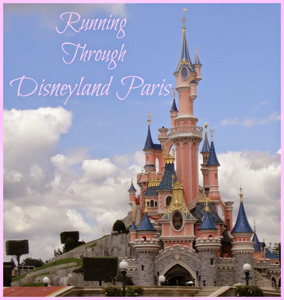 Running Through Disneyland Paris!