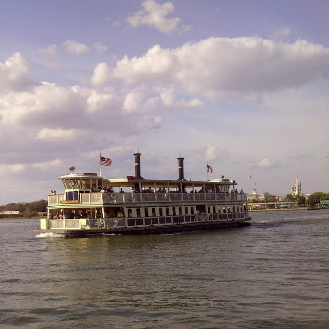 Walt Disney World Resort Transportation~ Ferryboats