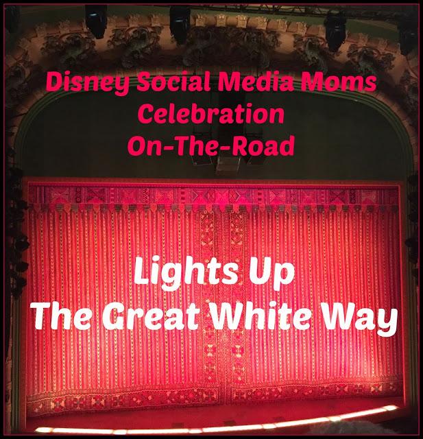 "Disney Social Media Moms Celebration ""On-The-Road"""