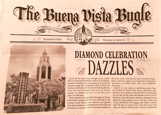 The Buena Vista Bugle