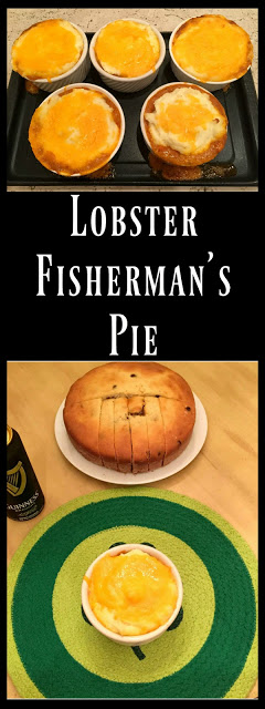 Lobster Seafood Fisherman's Pie Recipe