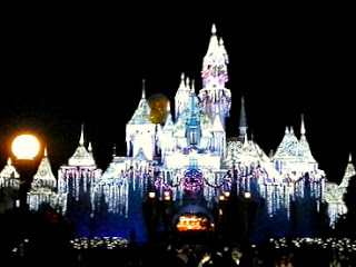 Wintertime Enchantment at Sleeping Beauty's Winter Castle