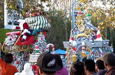 Disneyland Holiday Highlights