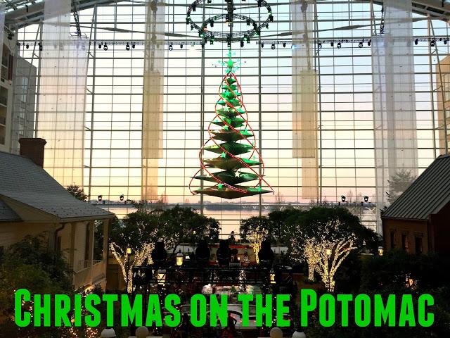 Gaylord National's Christmas on the Potomac