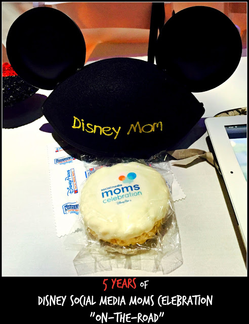 "5 years of Disney Social Media Moms Celebration ""On-The-Road"""