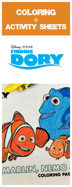 The Adult Coloring Craze Discovers Finding Dory