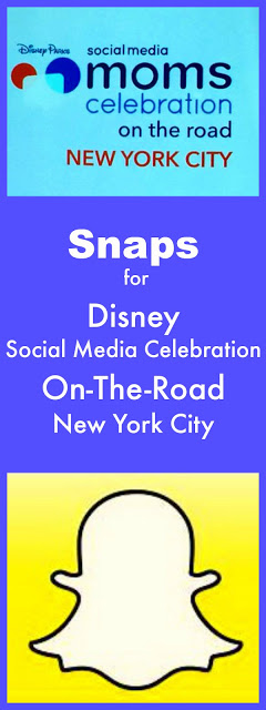 Disney Social Media Celebration On-The-Road New York City