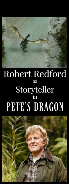 Robert Redford in Pete's Dragon