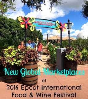 Epcot Global Marketplace