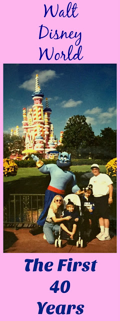 Disney World First Forty Years