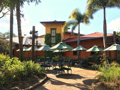 Tiffins restaurant in Disney's Animal Kingdom Park