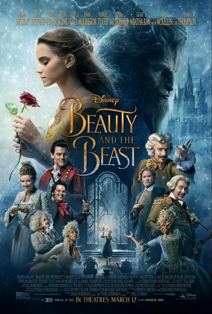 Disney's Beauty and the Beast Ultimate Giveaway