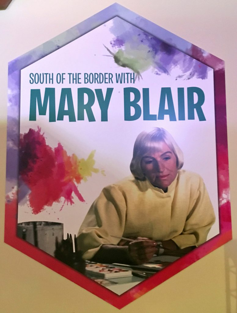 South of the Border with Mary Blair