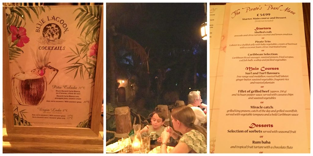 Disneyland Paris Restaurant
