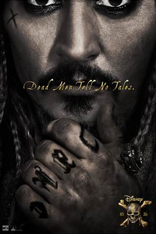Yo Ho Ho It's a Dead Men Tell No Tales Giveaway
