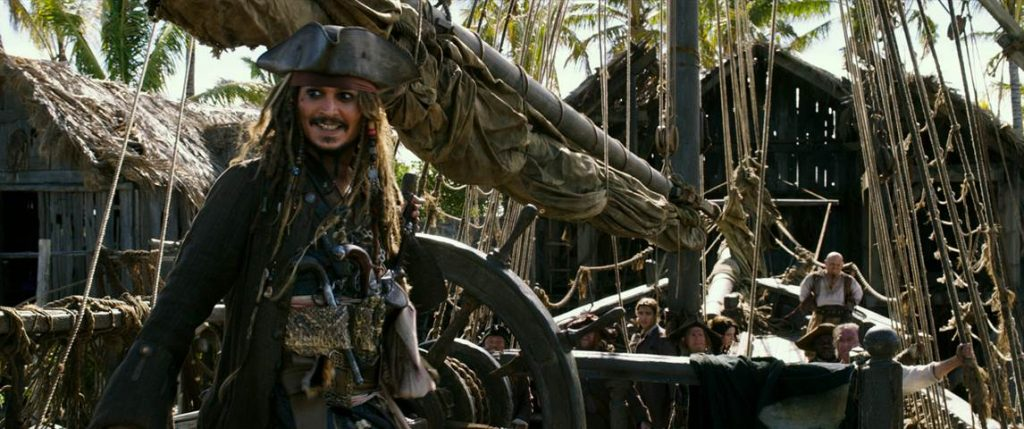 Four Ways the Trade Winds Have Changed | Pirates of the Caribbean Dead Men Tell No Tales