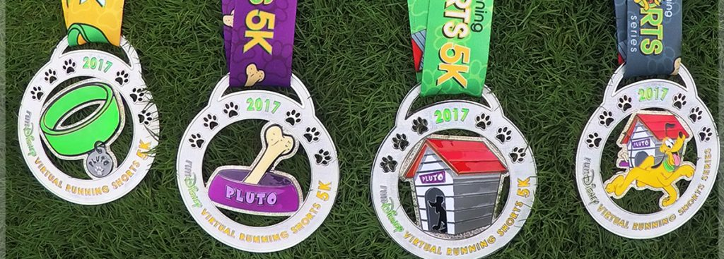The 2017 runDisney Virtual Running Shorts Series is Unleashed