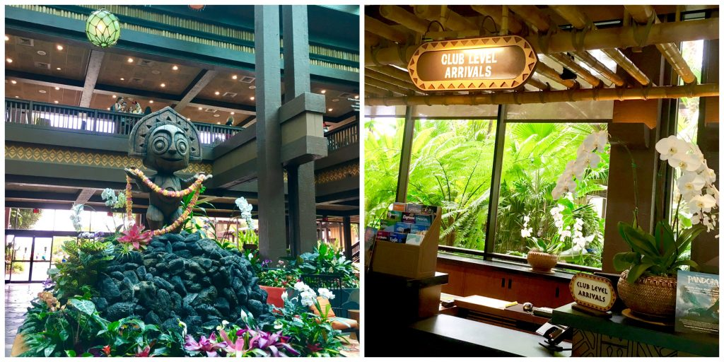 Club Level at Disney's Polynesian Village Resort | An Extra Dusting of South Seas Magic