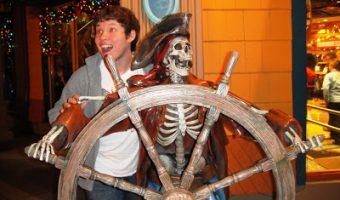 Wordless Wednesday- Pirates Abound