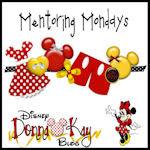 Mentoring Mondays Button