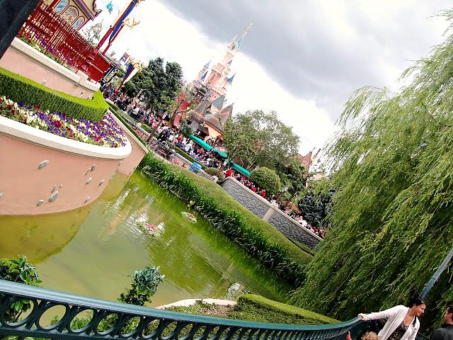 The beauty of Disneyland Paris