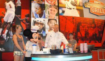 Chef Gary Jones Feeds Runners at Eat Up, Meet Up!