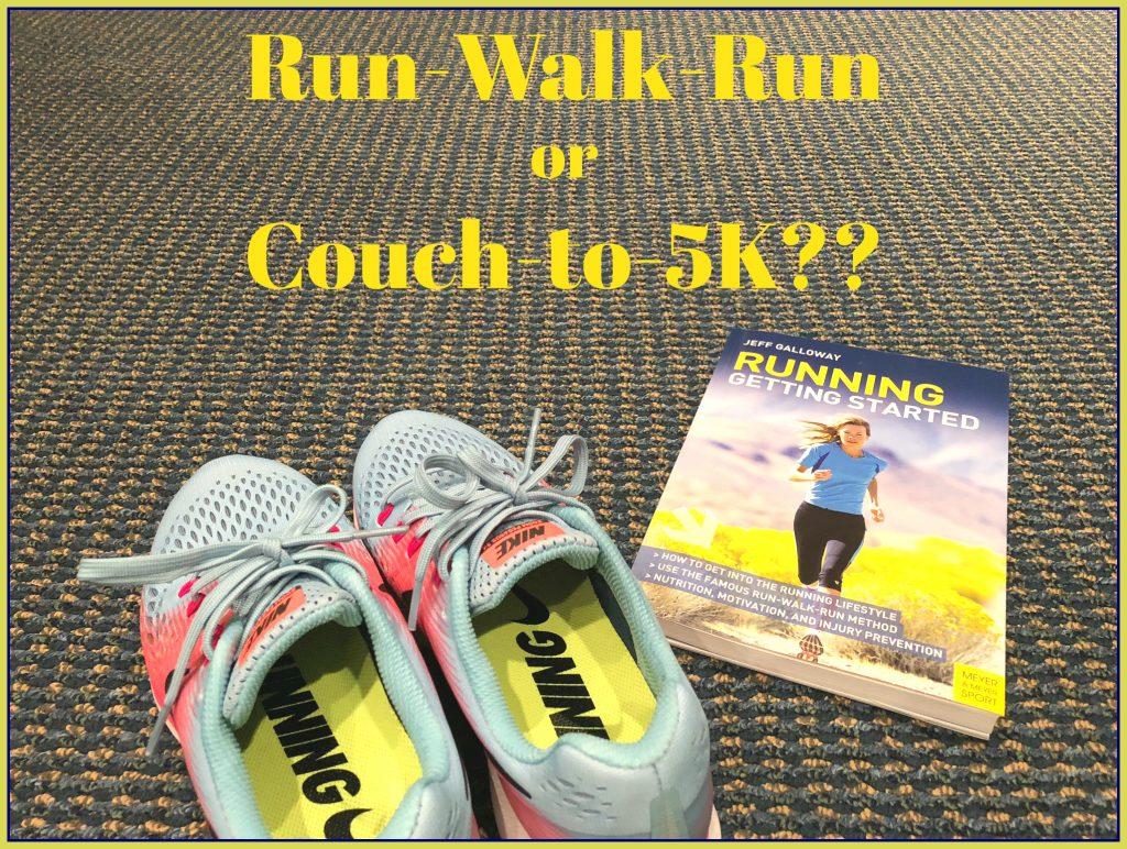 run walk run method