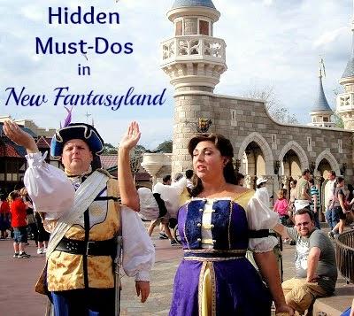 Hidden Must-Dos in New Fantasyland