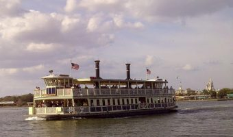 Walt Disney World Resort Transportation~ Ferryboats