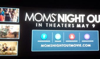 "Celebrate the Chaos with ""Moms' Night Out"""