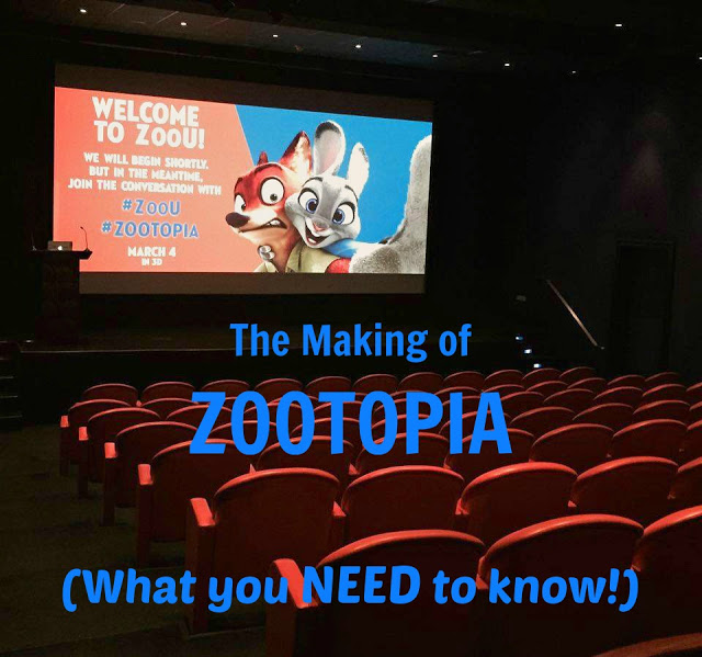 The Making of Disney's Zootopia with Animator Darrin Butters