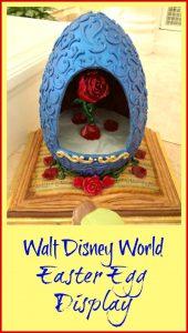 Disney's Grand Floridian Resort & Spa Easter Egg Display
