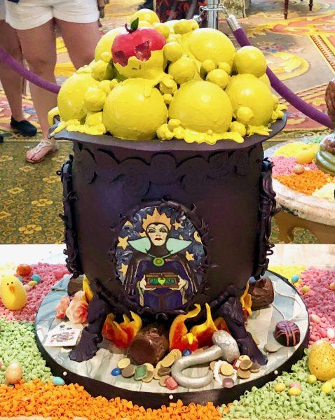 Maleficent Easter Egg