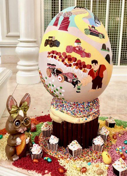 Wreck It Ralph Easter Egg