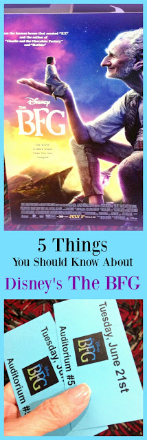5 BIG Things You Should Know About Disney's The BFG