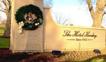Christmastime at The Hotel Hershey