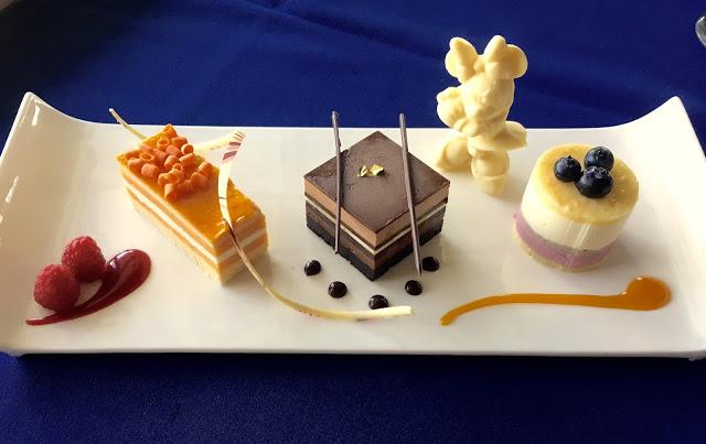 Narcoossee's Waterfront Brunch Dessert
