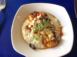 Narcoossee's Waterfront Brunch Appetizer