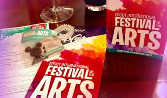 6 Must-Dos at Epcot International Festival of the Arts