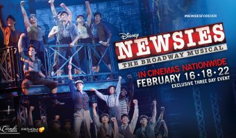 Disney's Newsies The Broadway Musical Comes to Cinemas | Giveaway