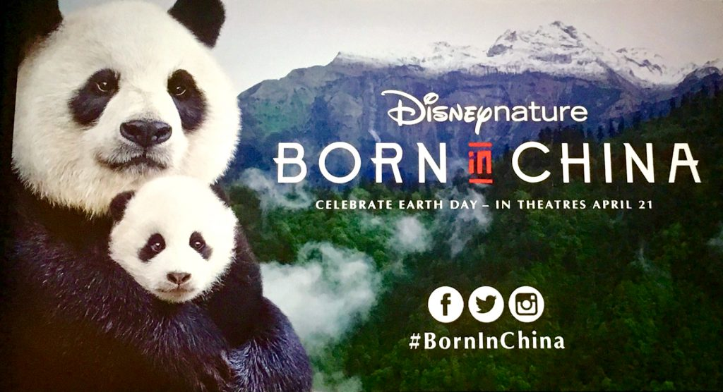 Disneynatures Born China