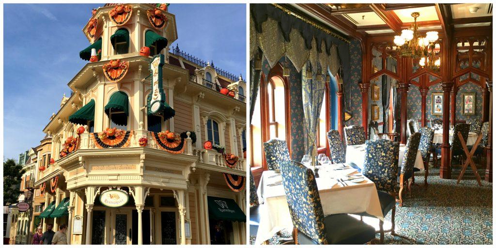 Disneyland Paris Dining