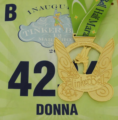 Inaugural Tinker Bell Half Marathon