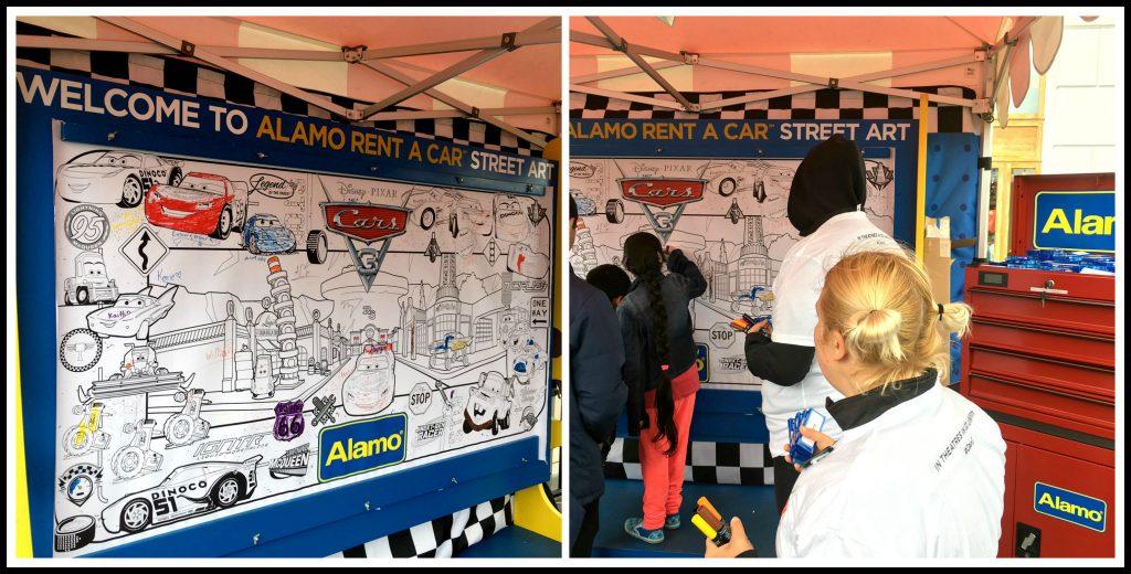Sponsor Alamo Rent A Car