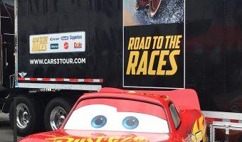 Rev Your Engine at Cars 3 Road to the Races Tour