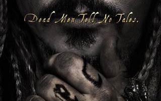 Yo Ho Ho It's a Dead Men Tell No Tales Giveaway