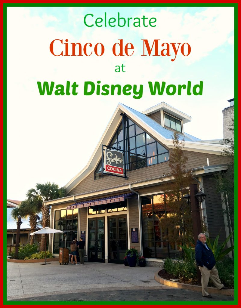 Where to Celebrate Cinco de Mayo at Walt Disney World Resort