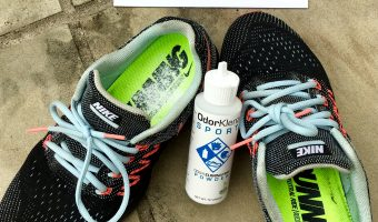 Keep It Clean Runners | OdorKlenz SPORT Powder Review