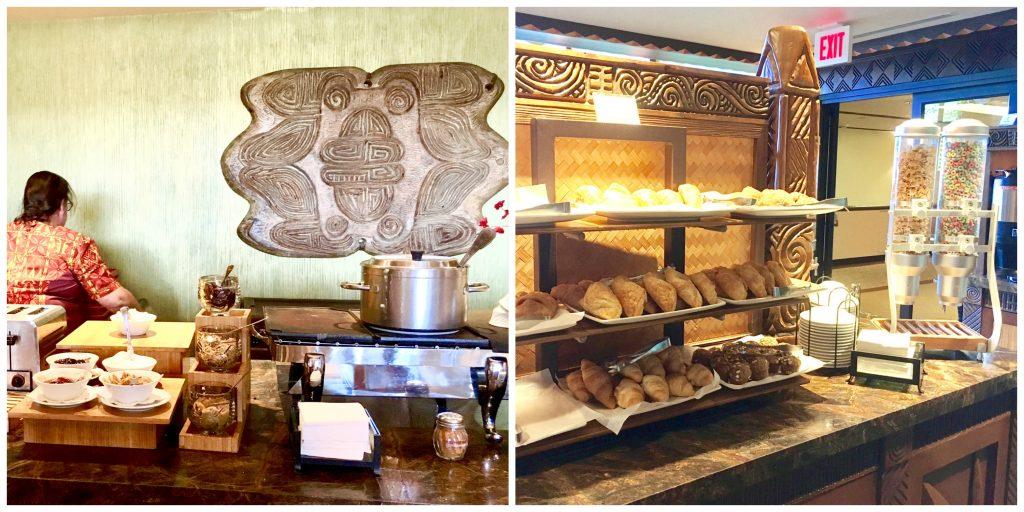 Disney's Polynesian Village Resort Club Level Breakfast Kakahiaka