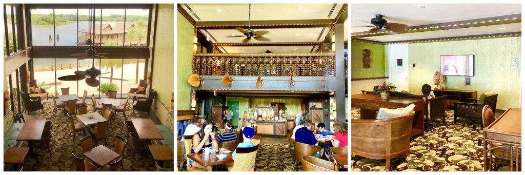 Disney's Polynesian Village Resort Club Level Two-Floor Club Level
